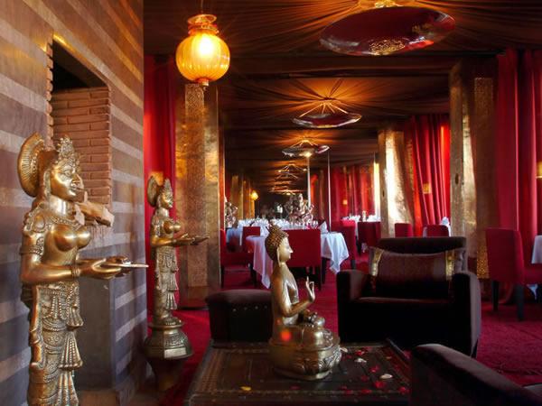 Kechtrip book les jardins de bala in marrakech for Cafe le jardin marrakech